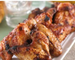 Chinese BBQ Wings