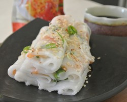 Cheung Fun - Homemade Rice Rolls